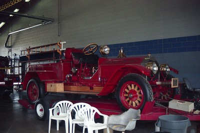 Abilene TX Antique Engine