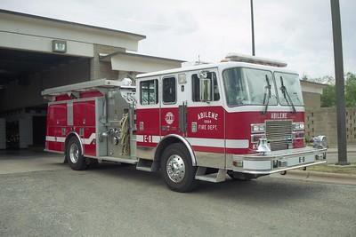 Abilene TX Engine 8