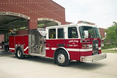 Abilene TX Engine 1