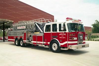 Abilene TX Truck 1A