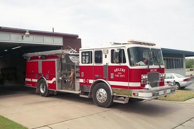 Abilene TX Engine 7