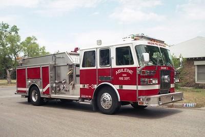 Abilene TX Engine 3