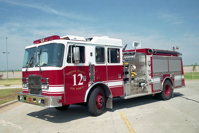 Dyess AFB TX Engine 12