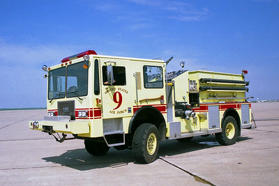 Dyess AFB TX Engine 9