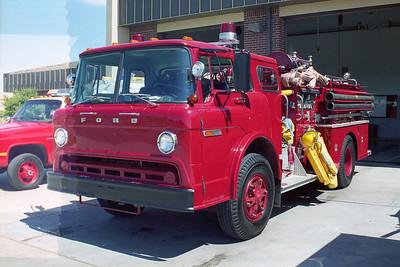 Goodfellow AFB TX Engine 4