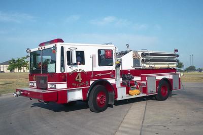 Goodfellow AFB TX Engine 4A