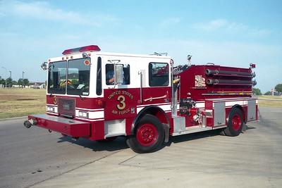 Goodfellow AFB TX Engine 3A