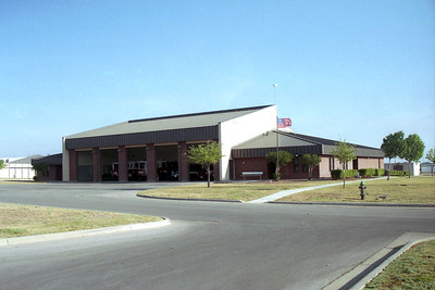 Goodfellow AFB TX Station