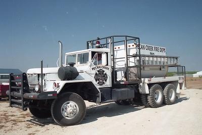 Pecan Creek TX Tanker 703