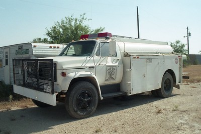 Pecan Creek TX Tanker 702