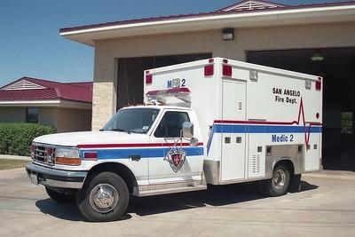 San Angelo TX Medic 2