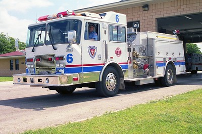 San Angelo TX Engine 6