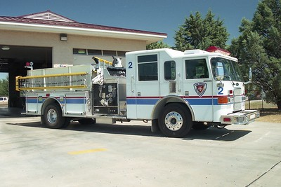 San Angelo TX Engine 2A