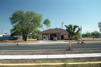 San Angelo TX Former Station A