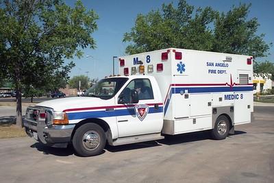 San Angelo TX Medic 8