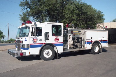San Angelo TX Engine 4