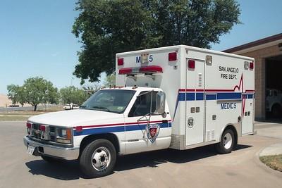 San Angelo TX Medic 5