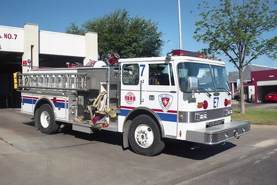 San Angelo TX Engine 7