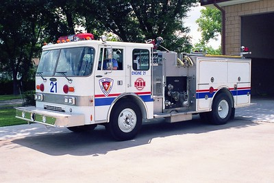 San Angelo TX Engine 21