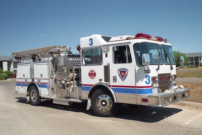 San Angelo TX Engine 3A