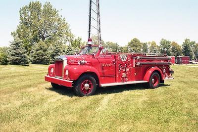 Wichita Falls TX - 1959 Mack B95