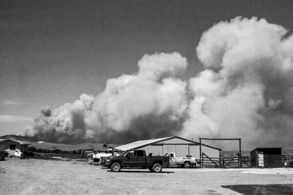 Magpie Gulch Fire | July 2000