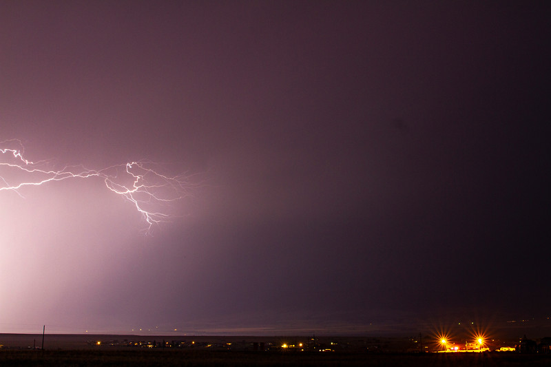 Lightning Storm   August 2013