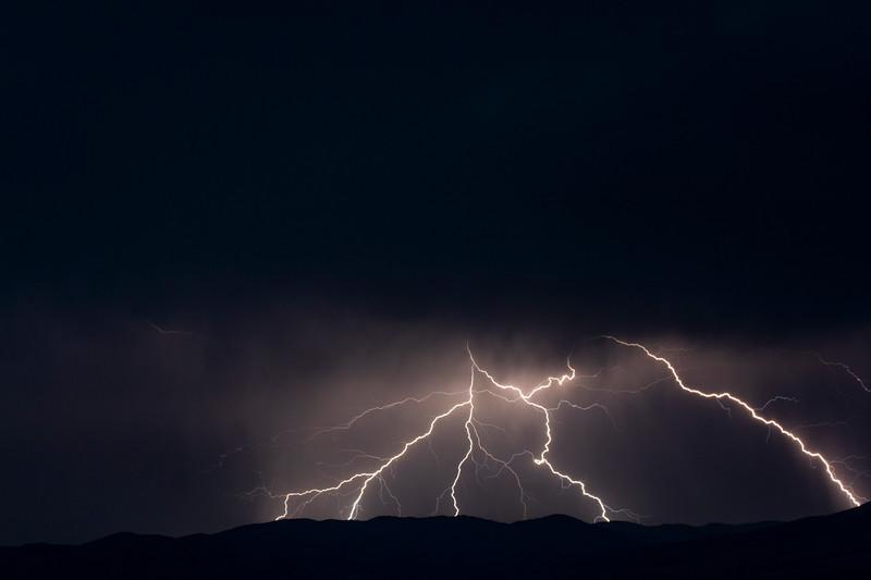Lightning Storm | July 2014