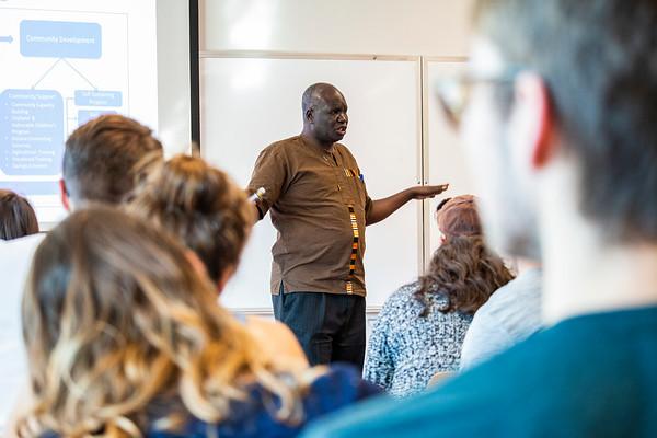 Dr. Geoffrey Anguyo | Carroll College