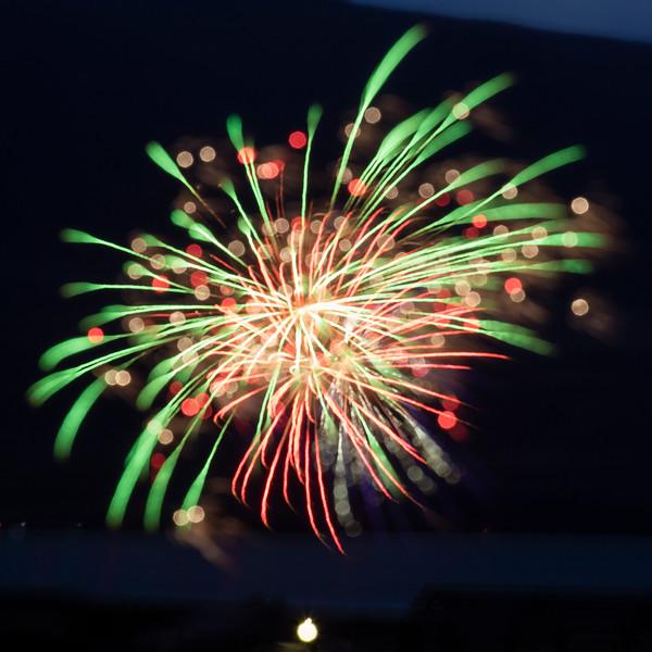 Fireworks 2020