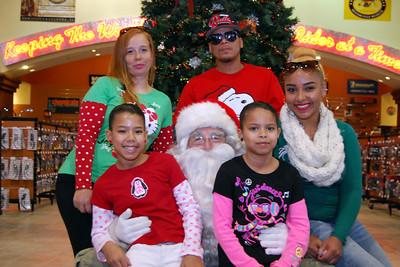 137: 2013 Santa Visits J&P Cycles Florida Superstore