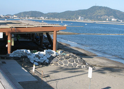 IMG_8390 ibusuki- black sand bath (sunamushi onsen)