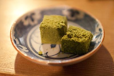 Macha Dessert