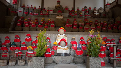 Shrine dedicated to children at Kiyomizudera