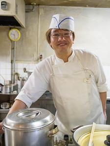 Chef Naoki
