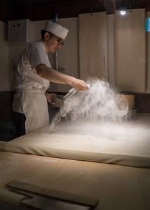 Master Soba Maker, Shinagawa