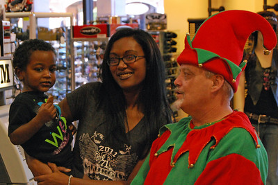 68 Santa visits J&P Cycles Florida Superstore