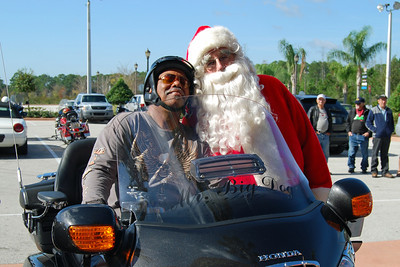 83 Santa visits J&P Cycles Florida Superstore