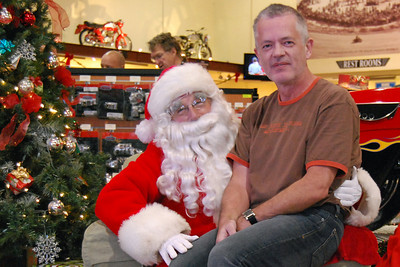 85 Santa visits J&P Cycles Florida Superstore