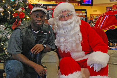69 Santa visits J&P Cycles Florida Superstore