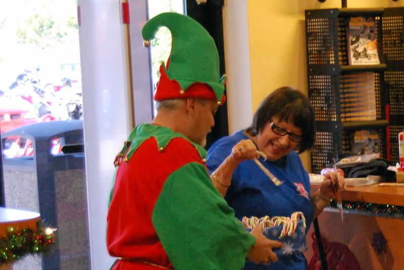 46 Santa visits J&P Cycles Florida Superstore