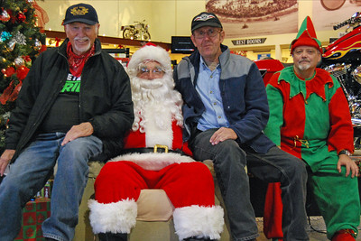 53 Santa visits J&P Cycles Florida Superstore