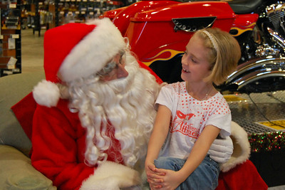 89 Santa visits J&P Cycles Florida Superstore
