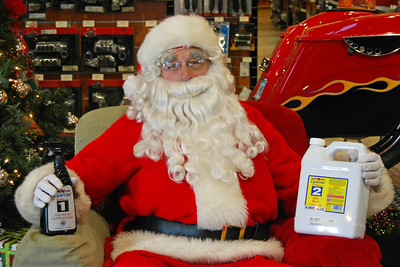94 Santa visits J&P Cycles Florida Superstore