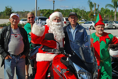79 Santa visits J&P Cycles Florida Superstore