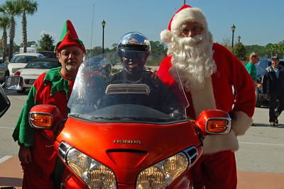 81 Santa visits J&P Cycles Florida Superstore