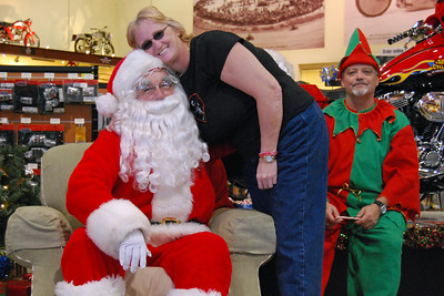 59 Santa visits J&P Cycles Florida Superstore
