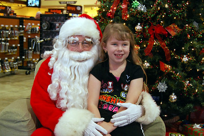 0968 2012 Santa Visits J&P Cycles Florida Superstore