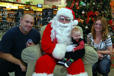 0940 2012 Santa Visits J&P Cycles Florida Superstore
