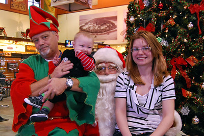 0949 2012 Santa Visits J&P Cycles Florida Superstore